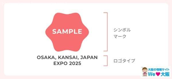 大阪・関西万博ロゴマークデザイン