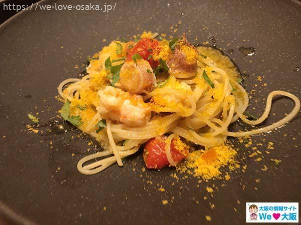 トラットリアZUPPA料理4