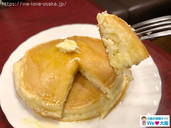 サンシャインホットケーキ