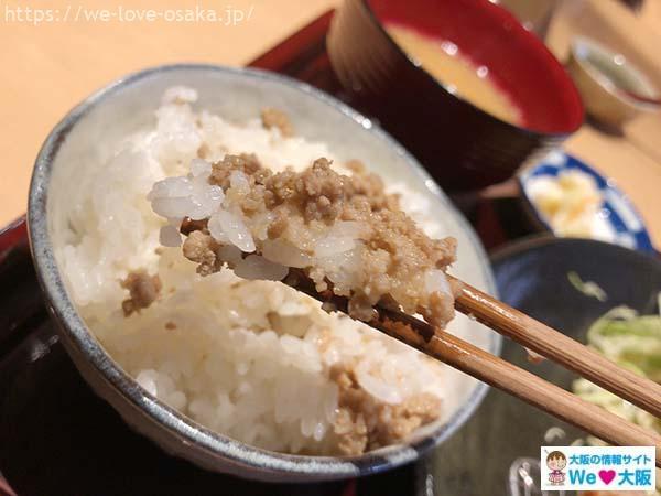 すき焼き串カツはるな本町店料理