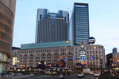 難波ホテル
