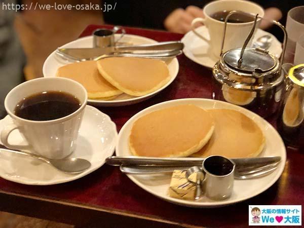 喫茶アリサ料理