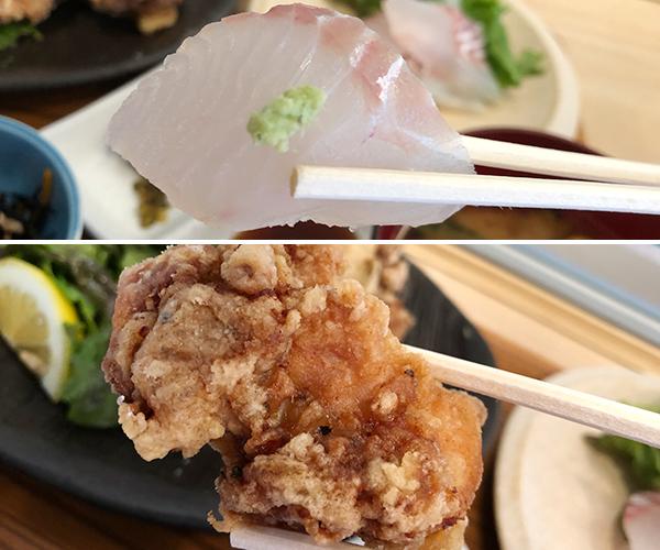 ヤナケンブー料理