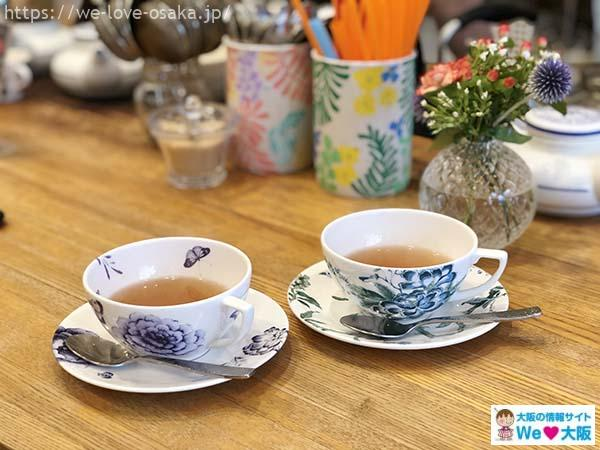 テータ紅茶