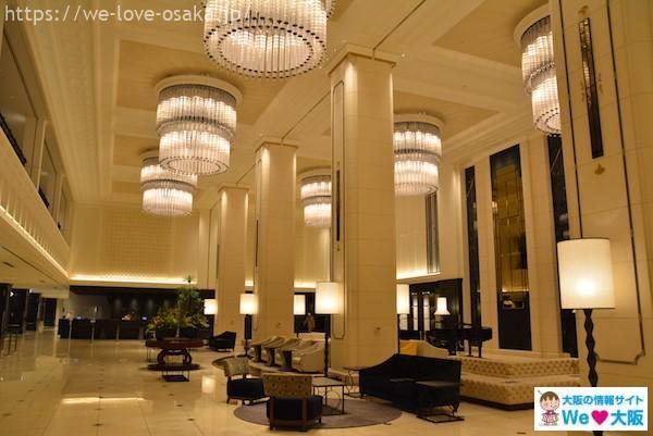 リーベルホテルロビー