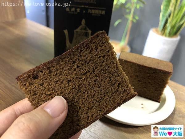 伊丹空港土産コーヒーカステラ1