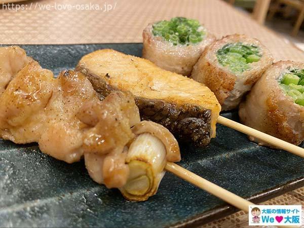 ノモカ橙ポン酢製作所料理2