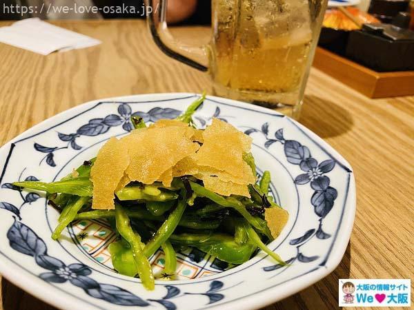 ノモカ川北商店料理