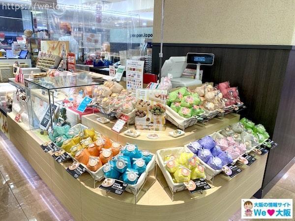 大阪高島屋ponponjapon売場