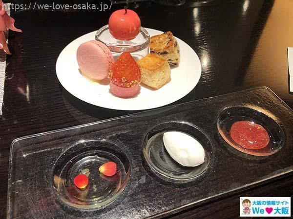 ANAクラウンプラザホテル大阪バレンタイン