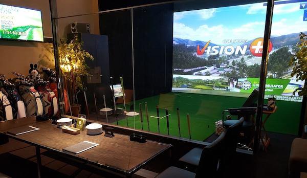 大阪シュミレーションゴルフ堂島ゴルフクラブ