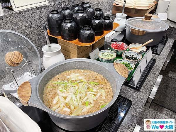 anaクラウンプラザホテルカフェインザパーク朝食1