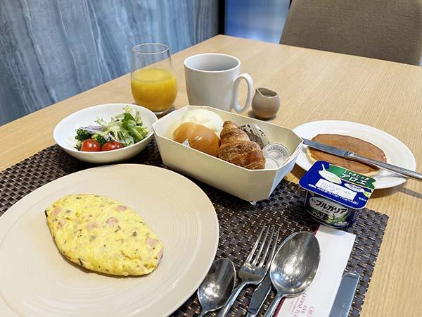anaクラウンプラザホテルカフェインザパーク朝食3