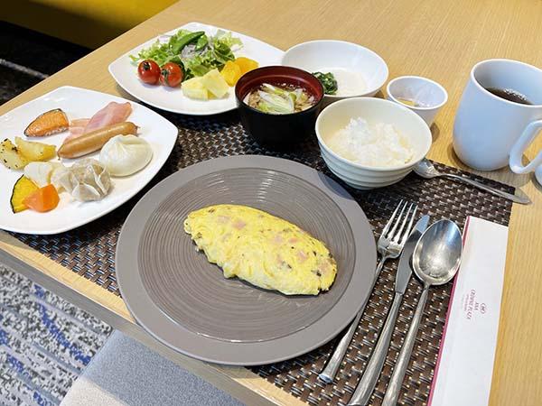 anaクラウンプラザホテルカフェインザパーク朝食4