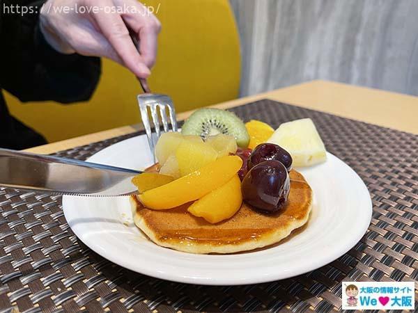 anaクラウンプラザホテルカフェインザパーク朝食6