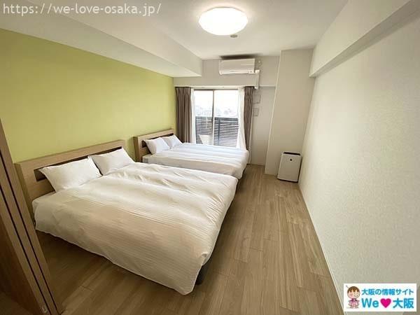 エスリードホテル客室
