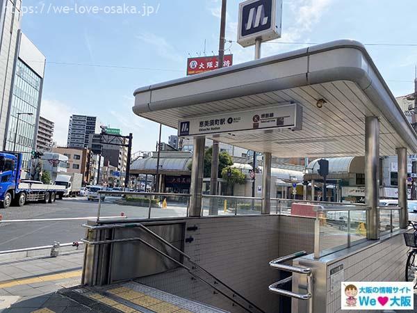 恵美須町駅