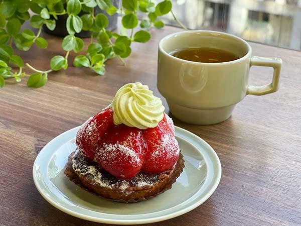 ムーラタルトケーキ